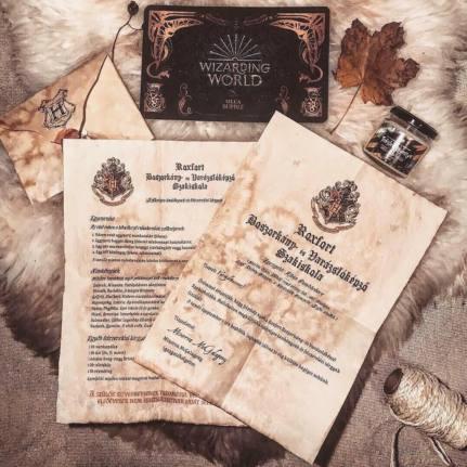 Nagyon népszerűek a Harry Potter ajándéktárgyak