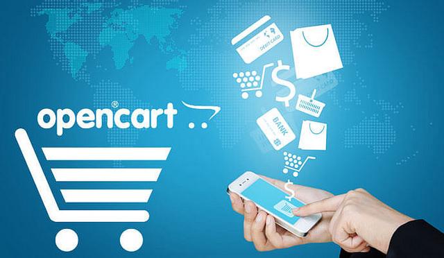Opencart webáruház